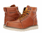 CATERPILLAR P74113 TRADESMAN Mn´s (M)  Brown Leather Soft-Toe Work Boots