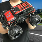 1/16 Scale Brushed Rock Crawler Off-road Power Motor Remote Control RC Car Truck