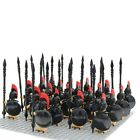 StoreInventory21 pieces roman black knights crusader rome commander soldiers army group toys
