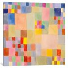 iCanvas Flora on The Sand by Paul Klee Canvas Print