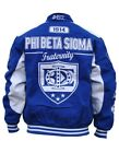 PHI BETA SIGMA FRATERNITY RACE JACKET  PHI BETA SIGMA HOODIE GOMAB 1914