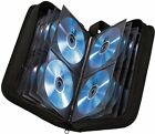 CD DVD Blu-ray Storage Case Wallet Box Unit for Optical Discs ANTI STATIC BLACK