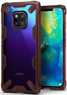 Huawei Mate 20 Pro, Case Ringke NEW [Fusion-X] Clear PC Back TPU Drop Protection