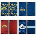 OFFICIAL NFL 2018/19 LOS ANGELES CHARGERS LEATHER BOOK CASE FOR APPLE iPAD $14.83 USD on eBay