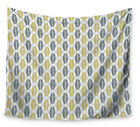 East Urban Home Seaport by Julie Hamilton Wall Tapestry