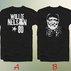 Willie Nelson American Country Singer New T-Shirt Cotton 100%