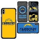 Los Angeles Chargers Football Hard Case Cover for iPhone 7 8 Plus X XR XS MAX $7.96 USD on eBay