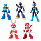 Внешний вид - Mega Man X 66 Action Figures Vol. 2  Bandai Shokugan Cutman Vile Red EXE dash