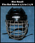 Helmet for bull riding-choice of sizes - NEW-Black-rodeo-PBR-bullrider-Adult   A