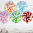 10Pcs Lollipop Balloons Birthday Party Decoration Foil Round Candy 18'' Pip