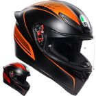 AGV K-1 Warmup Mens Street Riding DOT Cruising Road Racing Motorcycle Helmets
