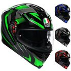 AGV K-5 S Hurricane 2.0 Mens Street Riding Cruising DOT Motorcycle Helmets