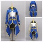 Sword Art Online 2 Silica cosplay costume Custom Made Any Size:Free shipping