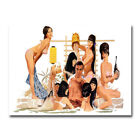 The James Bond 007 Hot Movie Art Silk Decor Poster 13x18 20x27 inch $9.09 USD on eBay