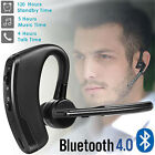 Wireless Bluetooth V4.0 Headphone Headset Earpiece Noise Cancelling for iPhone X