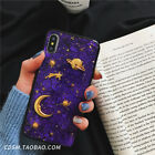 3D Fashion Luxury Cosmic Starry Sky Blink Case For iphone X XS MAX XR 6 7 8 Plus