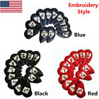 Iron Head Covers 12 Pcs Golf Headcovers Embroidery Cleveland Titleist Mizuno US