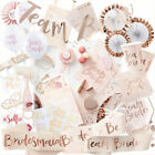 Внешний вид - Team Bride Hen Night Bachelorette Party Decoration Sash Accessories Balloons