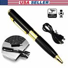 32GB Spy Hidden Camera Pen HD 1080P Video DV/DVR Camcorder Recorder Security Cam