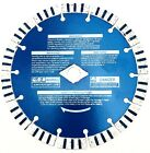 """7"""" diamond blade for roof tile, pavers, concrete and masonry materials"""