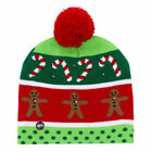 37FA LED Light Winter Cap Cap Hat Led Warm Christmas Hat Beanie Christmas Tree