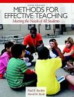 Methods+for+Effective+Teaching+%3A+Meeting+the+Needs+of+All+Students+by+David...