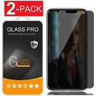 For iPhone XS/XR/XS Max Anti-Spy Privacy HD Screen Protector Tempered Glass Film