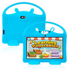 """7"""" Android 8.1 Tablet PC For Kids Quad-Core Dual Cameras WiFi 16GB Bundle Case"""