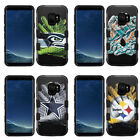 Football Glove Design Rugged Impact Armor Case for Galaxy S9/S8/Plus/Note 9/8 $19.95 USD on eBay