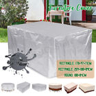 Waterproof Furniture Cover Outdoor Garden Rain Snow Yard Patio Table Protective