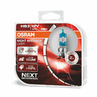 OSRAM NIGHT BREAKER LASER Next Generation +150% H1 H4 H7 H8 H11 HB3 HB4