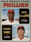 2019 Topps Heritage Baseball You Pick/Choose Cards #1-250 RC ***FREE SHIPPING***