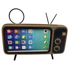 New TV Portable Wireless Bluetooth Bass Speaker Fr Phone Holder USB TF Card US