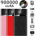 Fast Charging Portable Power Bank 500000mAh Ultra-thin External Battery Charger