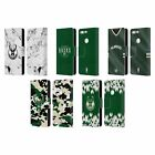 OFFICIAL NBA 2018/19 MILWAUKEE BUCKS LEATHER BOOK WALLET CASE FOR GOOGLE PHONES on eBay