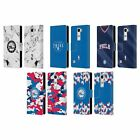 OFFICIAL NBA 2018/19 PHILADELPHIA 76ERS LEATHER BOOK WALLET CASE FOR LG PHONES 2 on eBay