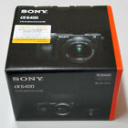 Sony Alpha a6400 Kit w/ E PZ 16-50mm F3.5-5.6 OSS Lens Digital Camera Genuine
