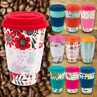 Cambridge Reusable Bamboo Fibre Ecoffee Cups Tea Coffee Mugs Travel Mug Eco Cup
