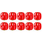 10x Pet Dog Puppy Chewing Ball Training Play Toy Chew Bite Play Exercise Toy