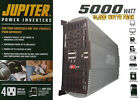 4 AC/2 USB Jupiter 10000/5000 Watt mod. sine wave power inverter 12V > 120V lot