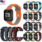 Breathable Silicone Replacement Wrist Band Watch Strap For Fitbit Versa Bracelet image