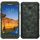 Samsung Galaxy S7 Active 32gb Green Camo At&t Unlocked Android Discount!