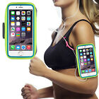 Sports Armband Gym Running Jogging Exercise Arm Band Key Bag Phone Holder Case