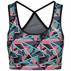 Trespass Lucie Womens Active Sports Bra Workout Gym Fitness Top Quick Dry