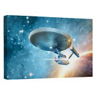 Star Trek Final Frontier Canvas Wall Art With Back Board on eBay