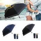 Mini Sun Rain Umbrella Anti UV Mini Folding Windproof Lightweight Travel Pocket#