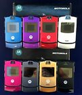 RAZR V3 Unlocked worldwide, No Contract, GSM Camera Cell Phone in Box