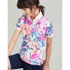 Joules Pippa Printed Cotton Polo Shirt - SS19