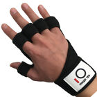 Crossfit Gloves Hand Grip Wrist Wraps Palm Protector Weight Lifting Workout Gym