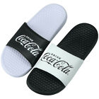 Coca-Cola Shower Sandal Black & White $38.0  on eBay